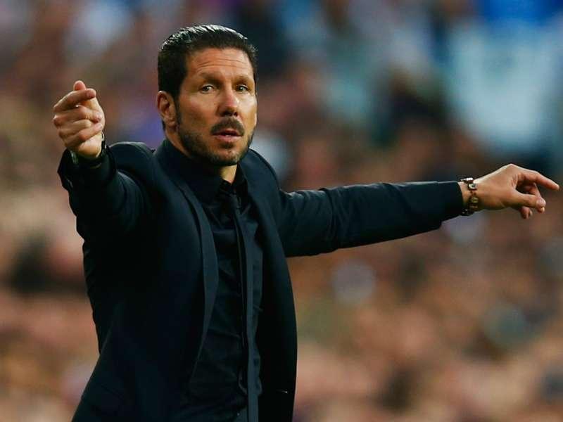 """Simeone y su planteo: """"lo repetiría si lo pudiera volver a repetir"""""""