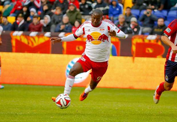 Houston Dynamo 2-2 New York Red Bulls: Duvall handball ruins Wright-Phillips double