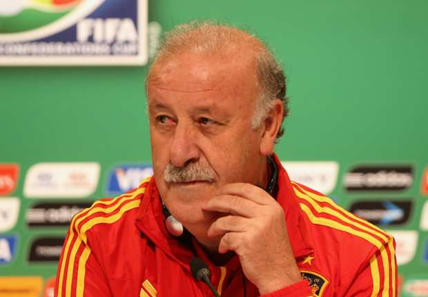 We're not scared of Netherlands, says Del Bosque