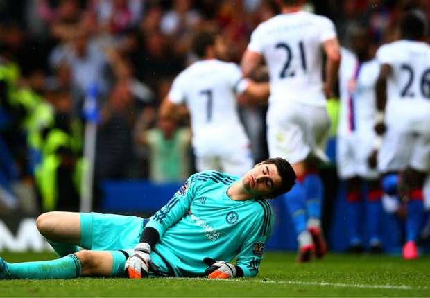 Chelsea-Crystal Palace (1-2), Chelsea dans le dur