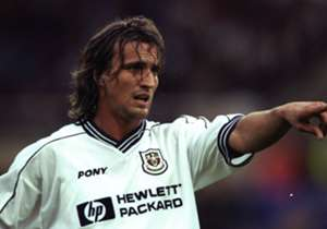 19. DAVID GINOLA | 1997-2000 | Ginola was perhaps the brightest spark in a period of little success for Tottenham in the late 90s. The French winger proved to be a sensational signing from Newcastle United as he helped them lift the League Cup in 1999,...
