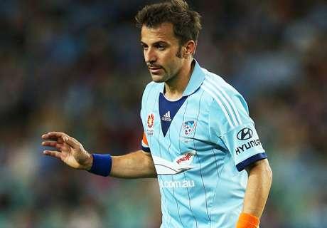 Transferts, Del Piero a plusieurs offres