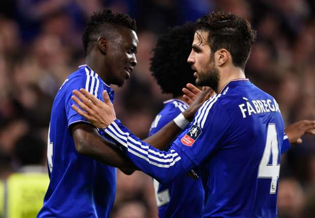 Fabregas surprised by Man City team selection