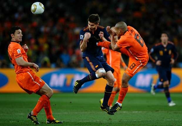 Neuauflage zum Gruppenauftakt: Spanien gegen Niederlande