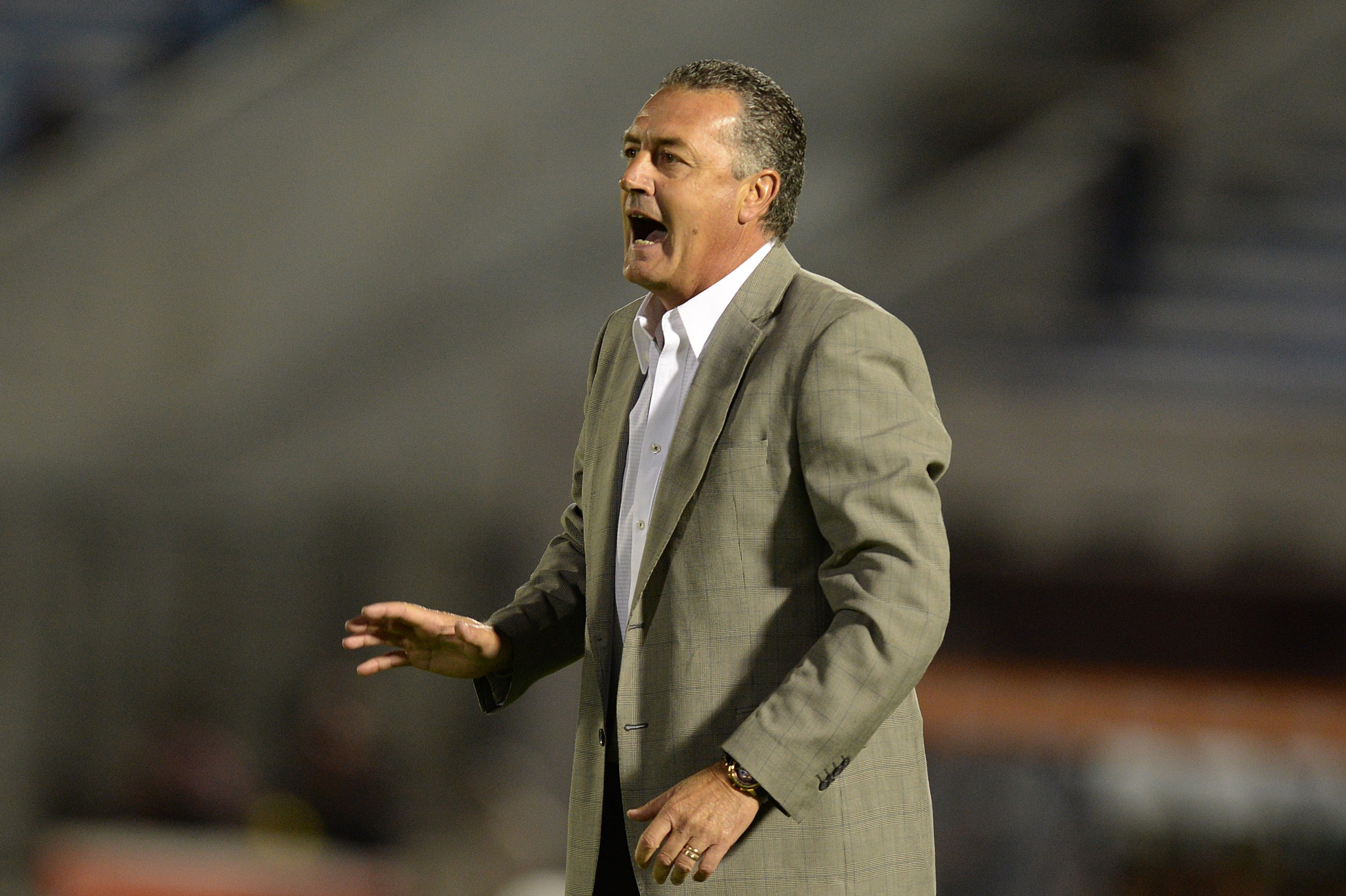 Former Arsenal coach Gustavo Alfaro