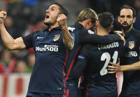 RATINGS: Immense Oblak leads Atleti