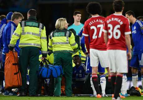 Zouma set for scan on knee injury