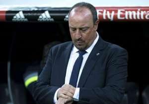 Depois da humilhante derrota do Real Madrid no El Clásico, o presidente Florentino Pérez confirmou a permanência do atual treinador. Goal relembra quanto tempo de trabalho cada comandante teve após declarações semelhantes na Europa.