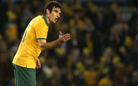 Neuer Kapitän Australiens: Mile Jedinak
