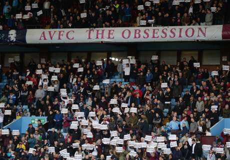 'Fans can help Aston Villa bounce back'