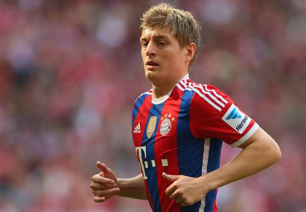 Kroos stand-off down to money - Hargreaves