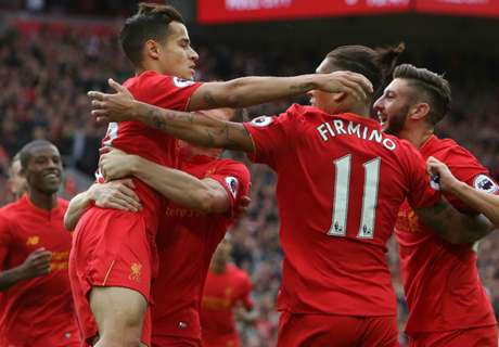 Irresistible Liverpool give Hull hell