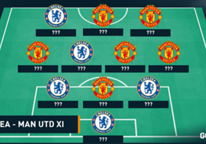 With Chelsea set to welcome Manchester United to Stamford Bridge this weekend, Goal has picked a combined XI from the most in-form players the two sides have to offer..