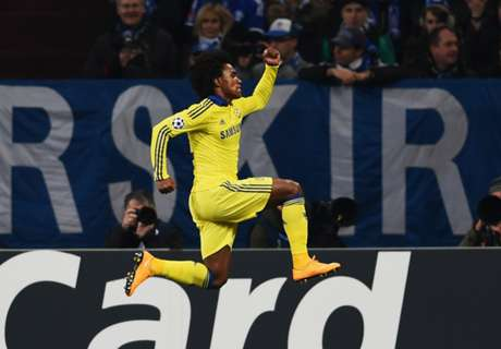 Willian revela bastidores do Chelsea
