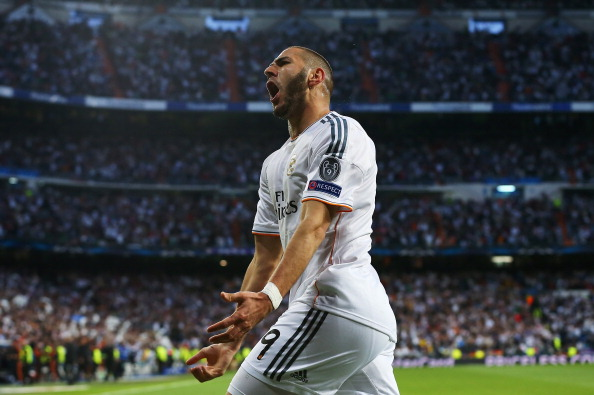 Les 10 ans de Karim Benzema au Real Madrid en 10 photos inoubliables
