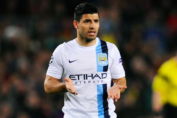 Aguero signs new five-year contract with Manchester City