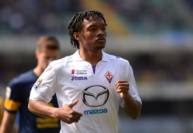 'There is still time for a move' - Cuadrado open to Fiorentina exit