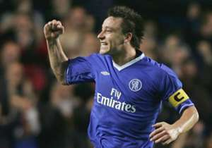 John Terry Gallery 2004 Made Chelsea Captain