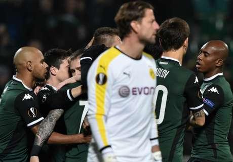 BVB: Rückschlag in Krasnodar