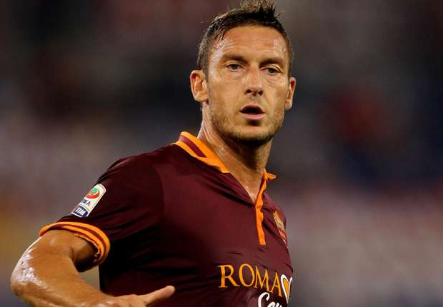 Totti: I'll retire before I embarrass myself