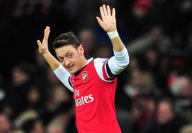 Arsenal can make Champions League final - Ozil