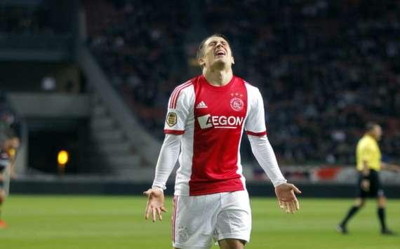 Bojan Krkic Ajax Go Ahead Eagles Eredivisie 09282013