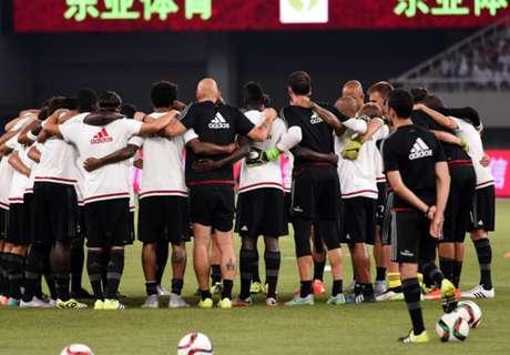 IN PICS: Madrid beat AC Milan