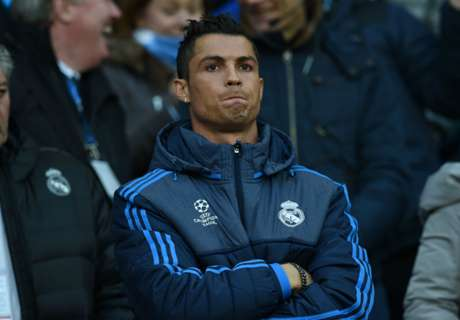 Ronaldo still working out despite injury