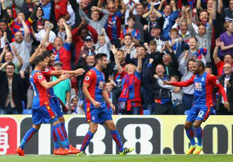 Townsend shines as Palace win again