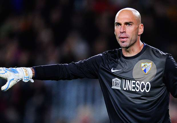 Caballero on verge of Manchester City move after completing medical