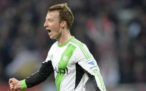Maximilian Arnold hat beim VfL Wolfsburg große Ziele