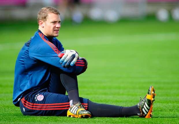 Neuer tekent nieuw contract bij Bayern