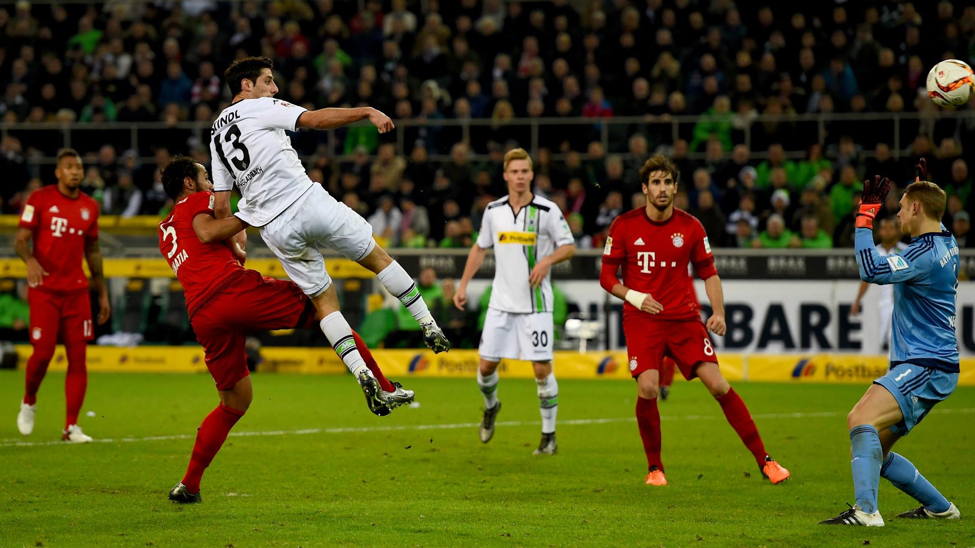 Video: Borussia M gladbach vs Bayern Munich