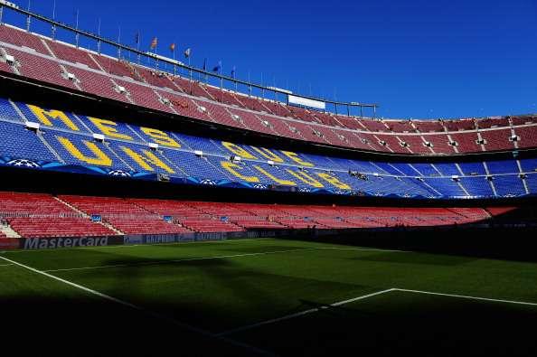 Barcelona handed transfer ban