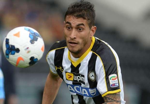 Di Natale: Pereyra will be a star at Juventus