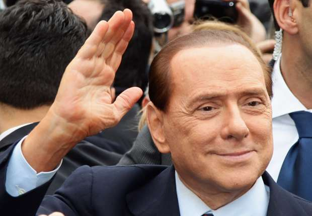AC Milan must rely on youth, says Berlusconi