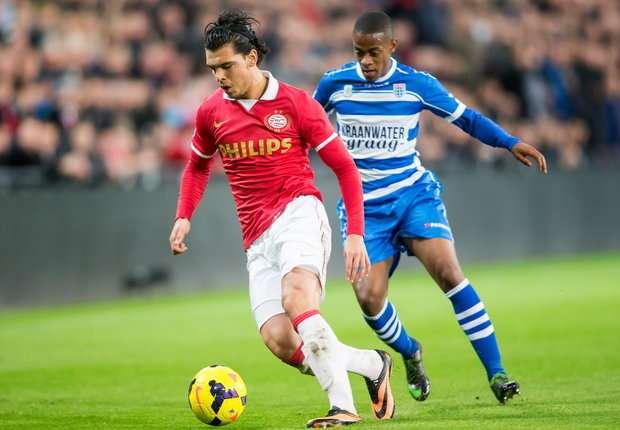 PSV hoopt op tweede termijn Rekik