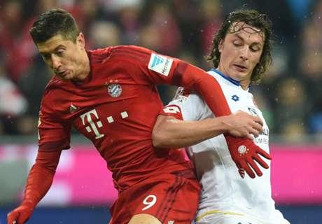 Bayern cayó frente a Mainz