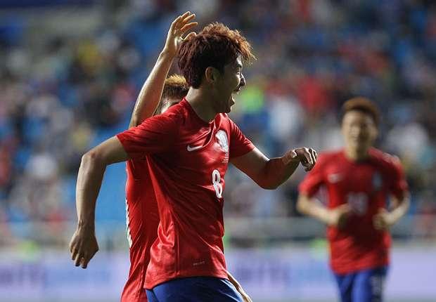 Corea del Sur anunció la lista de convocados para el Mundial