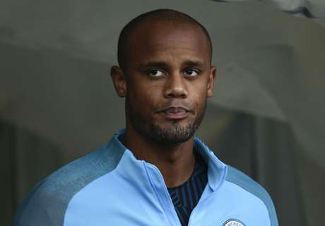 Kompany's promise to medical staff