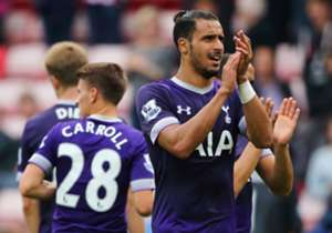 <strong>NACER CHADLI</strong> | Tottenham > West Brom | Undisclosed