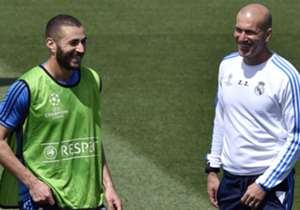 """Zidane afirmou: """"Para mim, Benzema é um dos melhores jogadores franceses, ou talvez o melhor"""". Quem é o melhor jogador gaulês hoje? Goal aponta alguns candidatos"""