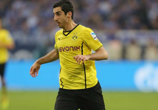 Mkhitaryan can be unstoppable, says Sahin