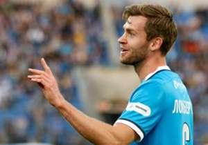Nicolas Lombaerts spielt seit 2007 bei Zenit Sankt Petersburg