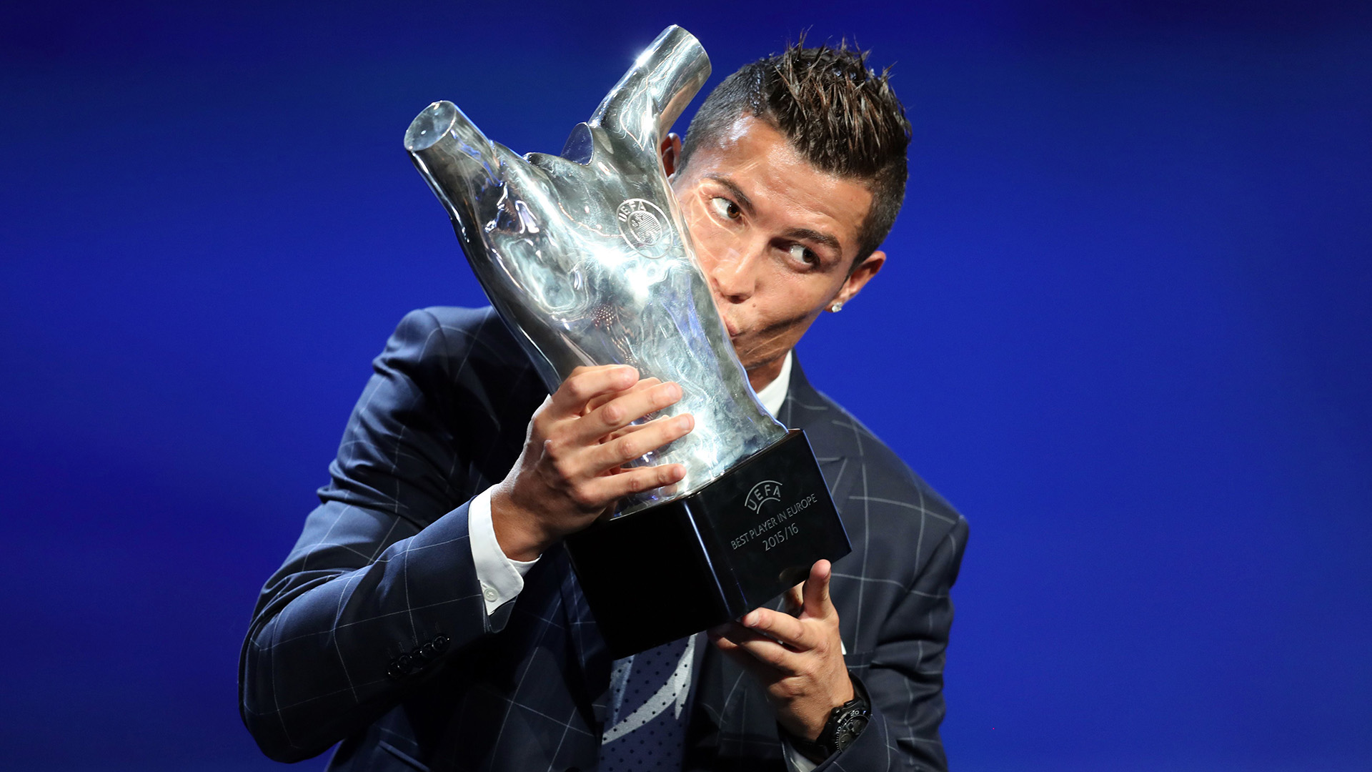 Ronaldo Reveals His Euro 2016 Player Of The Tournament