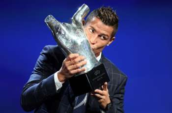 Don't be modest, Cristiano – this award you did deserve