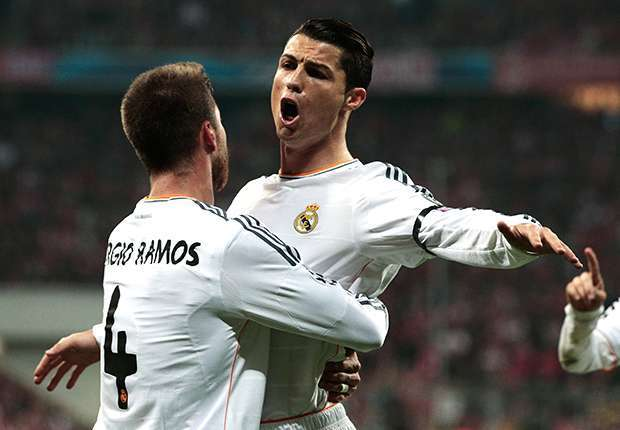 Fehlte im Hinrundenspiel: Cristiano Ronaldo