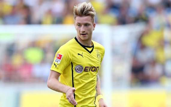 Reus rules out Dortmund summer exit