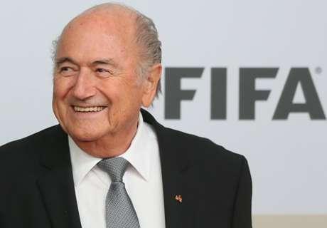 Blatter al Qatar: