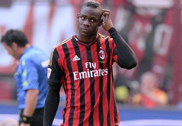 Balotelli non sarà punito dal Milan